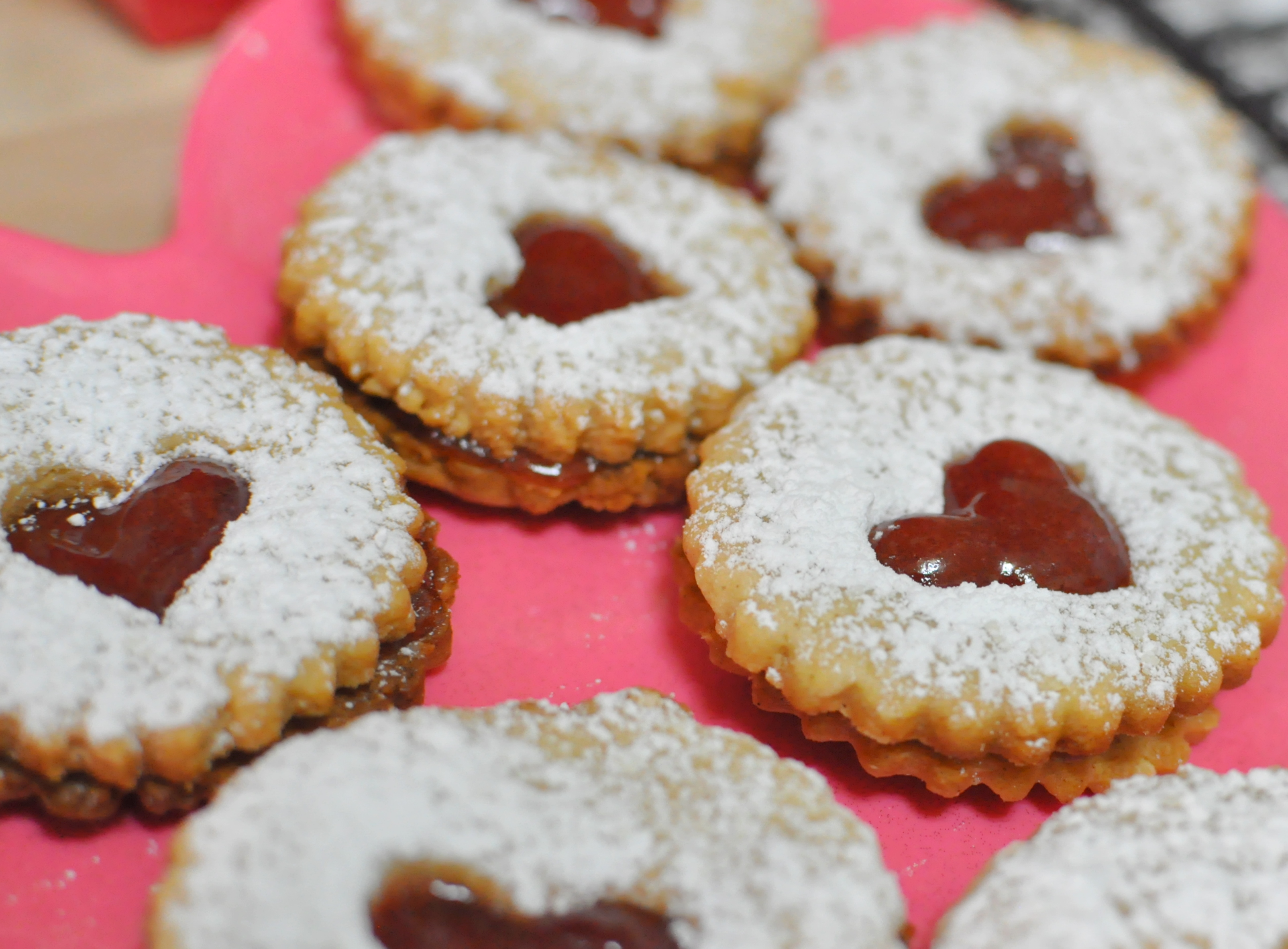 Linzer Cookies: Not Just For Christmas Anymore | Eat This!