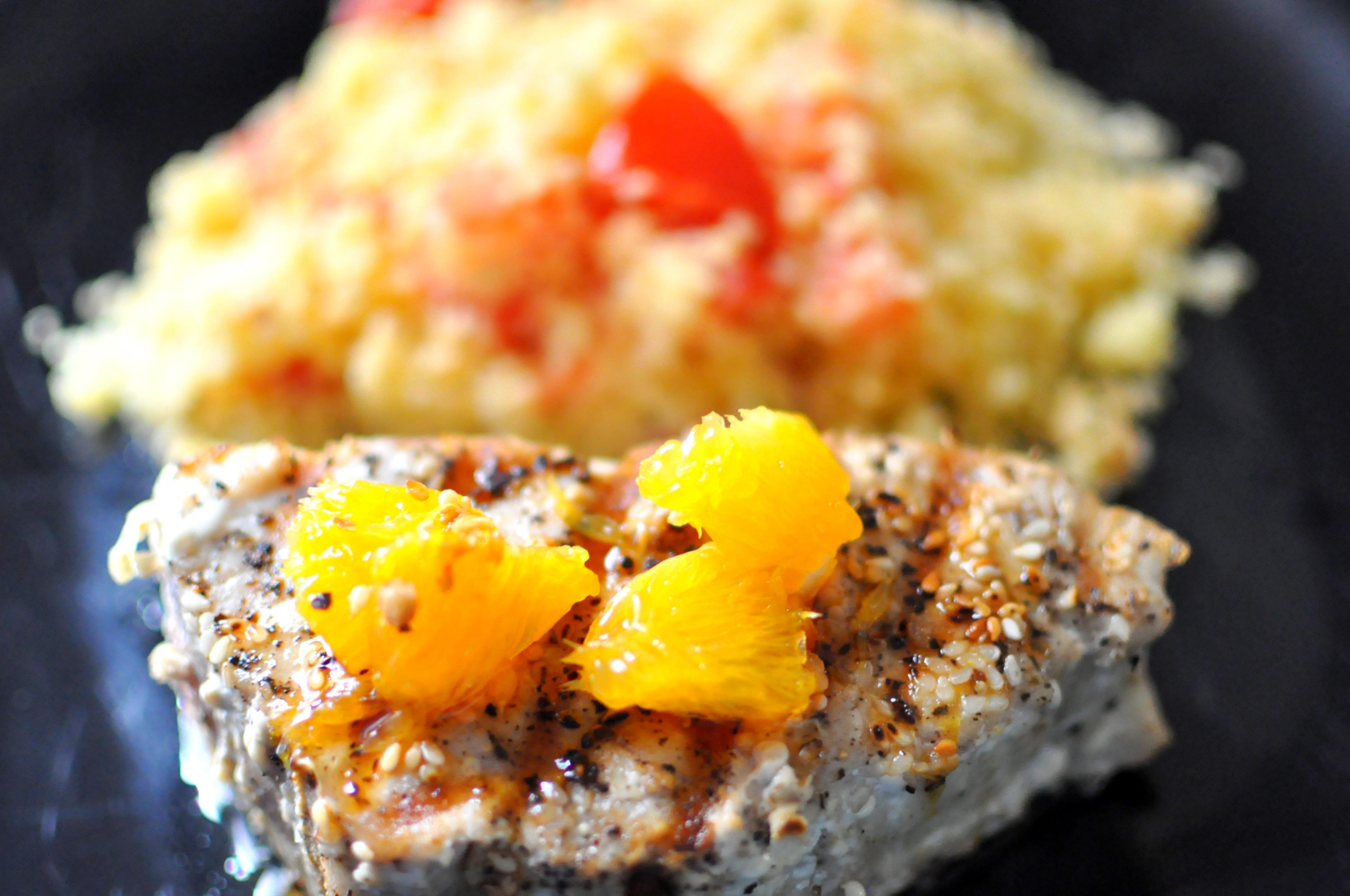 Yellowfin Tuna Steak C...